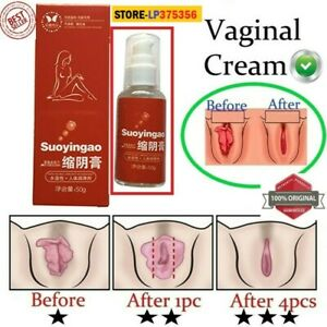 Tightening Gel Vaginal Shrink Cream For Women Aid Tight Virgin Again 50ML NEW