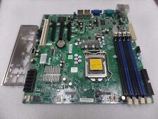 Super Micro  X8SIL-F, LGA 1156, Intel Motherboard with I/O shield, Micro ATX