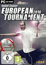 Handball Simulator European Tournament 2010 für Pc Neu/Ovp