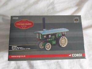 Corgi Vintage Glory Cc20507 Burrel Showmans Lightning II prestons Of Potto