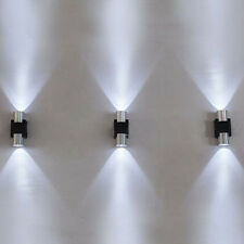 Up Down Double Head Led White Light Wall Lamp Indoor Outdoor Lights Fixtures