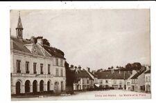 CPA-Carte Postale-France-Chézy sur Marne- La mairie et la Place-1906 VM10836
