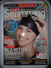 SWIMMING GET INTO INSTRUCTIONAL MAGBOOK 2014 SWIM FIT ADVICE TRAINING CHILDREN