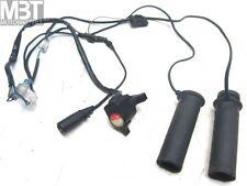 Buell X1 Fulmine BL1 Manopole riscaldate manici Comando gas Struttura Bj.99-02