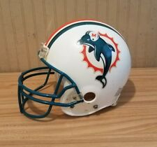 Vintage Miami Dolphins Riddell On Field Authentic Helmet Size Large Marino Style