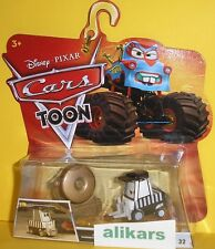 T - REFEREE PITTY - #32 Disney Cars Toons Tokyo Mater's Tall Tales Toon Diecast