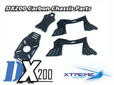 Closeout Xtreme Dx200 Fpv Racing Drone Carbon Chassis Parts - Xtq200-04