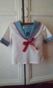 Haruhi Suzumiya cosplay, summer uniform, small.