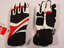 New Reusch RtexXT Goatskin Leather Ski Gloves Medium (8.5) Crislallo #2887207