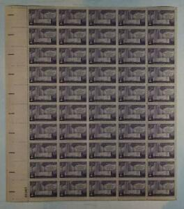 US SCOTT 1076 SHEET OF 50 5TH INT PHILATELIC EXHIBIT STAMPS 3 CENT FACE MNH