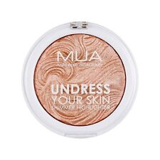 MUA Undress Your Skin SHIMMER HIGHLIGHTER Highlighting Powder 'RADIANT CASHMERE'
