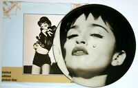 """AS NEW/ NM! MADONNA JUSTIFY MY LOVE 12"""" VINYL PICTURE PIC DISC"""