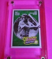 2005 Upper Deck Baseball Heroes #153 GREEN SP #d /199 Lou Gehrig Yankees