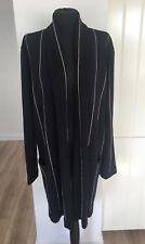 MARINA RINALDI BY MAX MARA YARN WOOL CARDIGAN PLUS SIZE XL NEW!