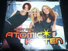 Atomic Kitten Right Now (Australia) CD Single – Like New