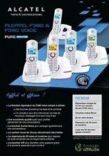 Alcatel F390 Duo Candy-Bar - Plug-Type C (EU)