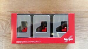 Herpa 053860 - 1/87 Accessoire Chariots Élévateurs Transportables Avec