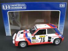 "Renault 5 Turbo ""Carrefour""  No 76  Monte Carlo  Universal Hobbies 1:18 NEU OVP"