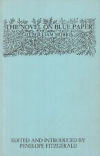 The Novel On Blue Paper(Paperback Book)William Morris-UK--1982--Good