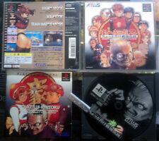 GOUKETSUJI ICHIZOKU 2 POWER INSTINCT NTSC JAPAN IMPORT PLAYSTATION PSX PS1 PSONE