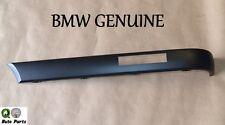 BMW E30 318 325 Left Rear Bumper Impact Strip GENUINE BRAND NEW 51 12 1 971 617