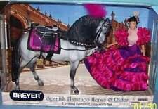 Breyer Spanish Andulasion Horse w/ Flamenco Dancer Gift Set