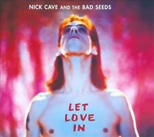 NICK CAVE & THE BAD SEEDS Let Love In CD/DVD BRAND NEW Digipak NTSC ALL