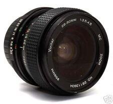 Pentax zoom Vivitar 28/50mm. f 3,5-4,5