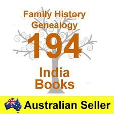 Family History Tree Genealogy British India Free Post
