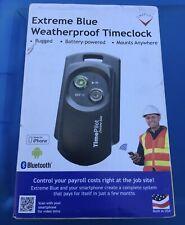 TimePilot Extreme Blue Portable Time Clock