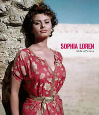 Sophia Loren: A Life in Pictures, Acceptable, , Book