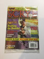 Scrye #96 MTG & CCG Price Guide Magazine *SEALED*