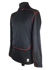 Nike Pro Combat Dri Fit Long Sleeve Compression Running Sport Top Mens XL 843