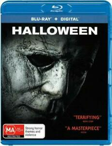 Halloween (Blu-ray, 2019) fast safe shipping &tracking