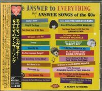 V.A.-THE ANSWER TO EVERYTHING - GIRL ANSWER SONGS OF THE 60S-JAPAN CD H14