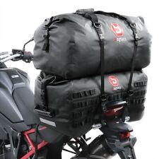 Motorrad Hecktasche Set Bagtecs SX70 + XF80 Volumen 150 L Dry Bag Wasserdicht