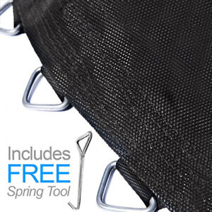 Trampoline Replacement Jumping Mat (Choose 8 10 12 14 or 15 foot) Trampoline Pro