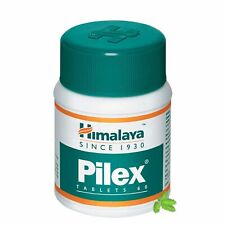 Himalaya Pilex Herbal 60 Tablets With Free Shipping