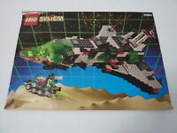 Lego 6984 Space Police II Galactic Mediator - Instruction Manual ONLY