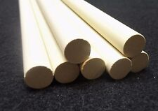 "8"" LONG STEATITE CERAMIC ROD STOCK No.: 323"