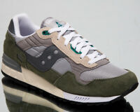 Saucony Shadow 5000 Vintage Mens Grey Casual Lifestyle Shoes Sneakers S70404-13