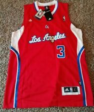 Chris Paul Signed Authentic NBA Los Angeles Clippers Jersey (GA COA & hologram)