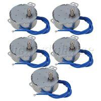 1/5/10pc AC110V 5-6 r/Min TYC-50 Synchron Motor CCW/CW Heater Machine Direction