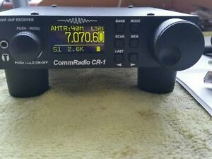 CommRadio CR-1 SDR receiver