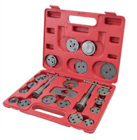 21pcs Brake Caliper Piston Rewind Back Tool Kit Brake Disc Remover Car Service