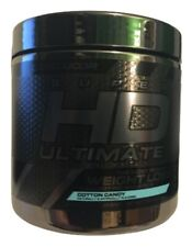 Cellucor Super HD Ultimate Weight Loss & Energy Cotton Candy 30 Serving Exp 9/20