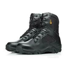 Mens Stellar Protect Tactical Boots Military Desert High Top Lace Up Hiking Shoe