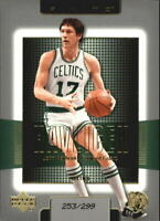 2003-04 Upper Deck Finite Gold Basketball Card Pick