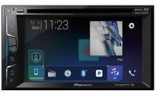 "Pioneer AVH-500EX Double 2 Din Car DVD/CD Player 6.2"" Bluetooth SiriusXM AUX USB"