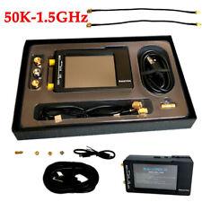 50K-1,5 GHz-H NanoVNA HF VHF UHF Vector Network Analyzer Antenna Analyzer + Case